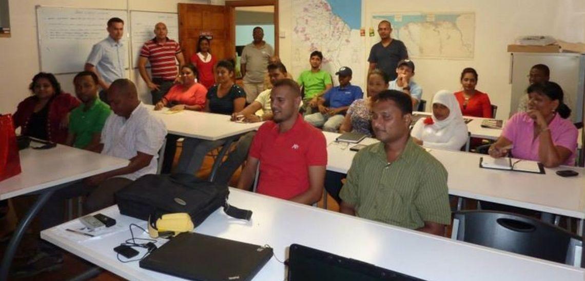 Implementación en General Equipment Guyana & Farm Supplies