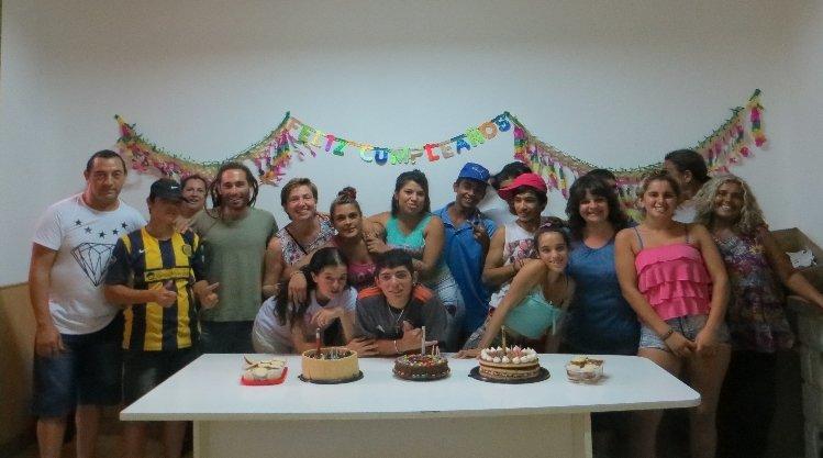 Autologica retoma los festejos de cumpleaños junto a la Asociación Chicos