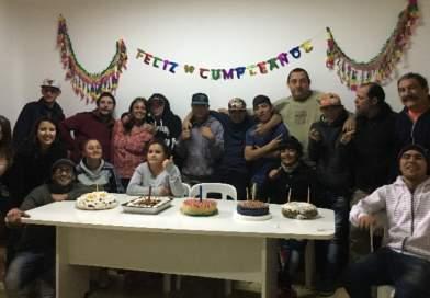 Cumpleaños en el Centro de Día – Septiembre 2017