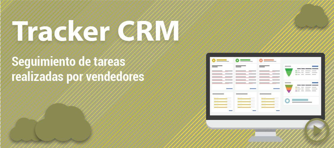 Seguimiento de tareas en Tracker CRM