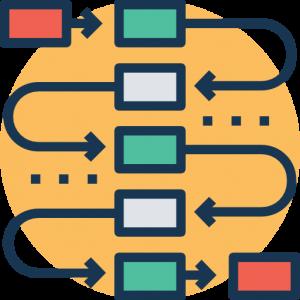 Etapas por unidad de negocio con Tracker CRM